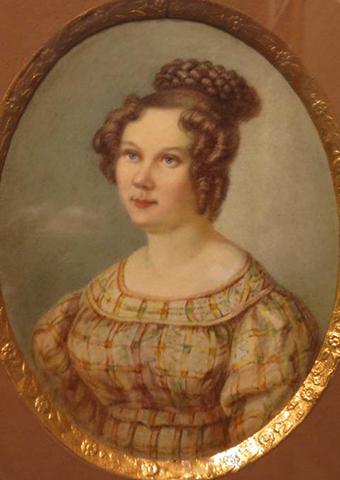 Жена — Екатерина Ивановна