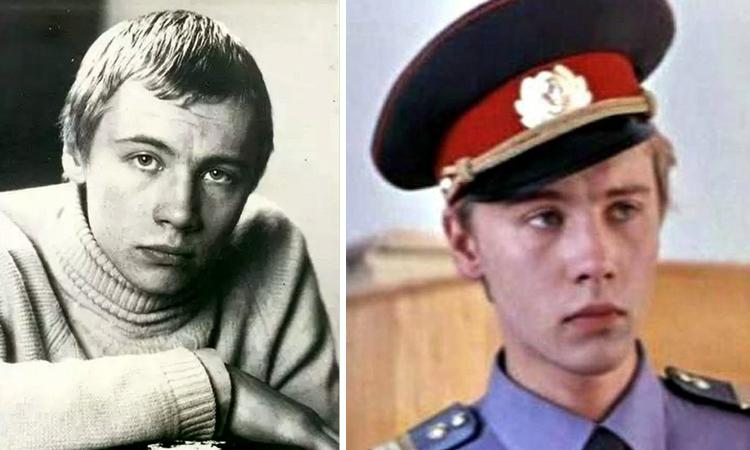В молодости и начале кинокарьеры