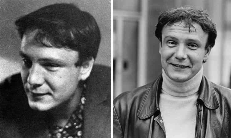 Владимир Буковский в молодости