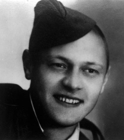 Николай Лебедев в армии