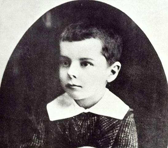 Бела Барток в детстве