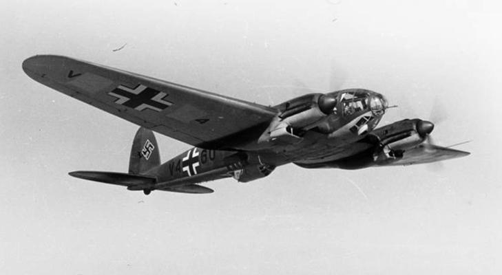 Бомбардировщик Хейнкель-111