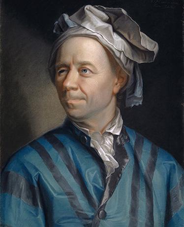 Портрет 1756 г., худ. Э. Хандманн