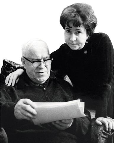 Эра Жукова с отцом