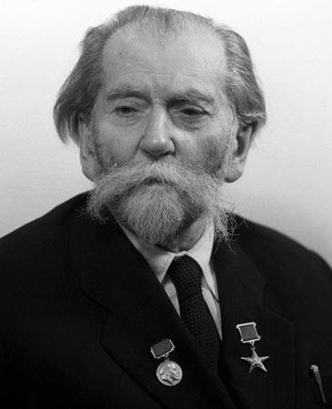 Дед — Константин Иванович
