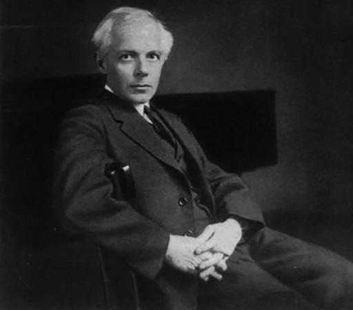 Великий композитор Бела Янош Барток