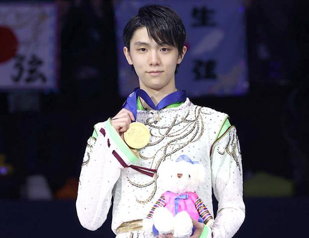 Юдзуру Ханю — двухкратный Олимпийский чемпион