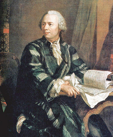 Портрет 1756 г., худ. Я. Э. Хандманн