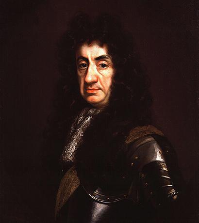 Карл II. Портрет Джона Райли, ок. 1680–1685 гг.
