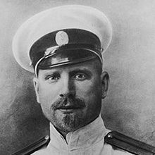 Георгий Яковлевич Седов — краткая биография