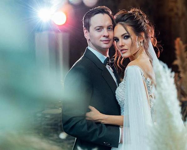 С женой Светланой