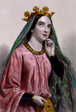 Жена — Беренгария Наваррская