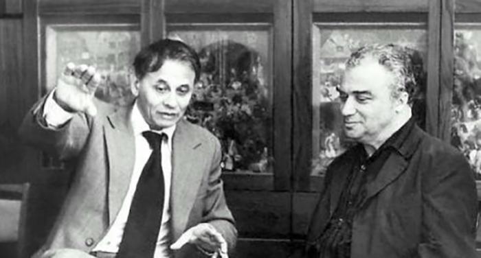 Владимир Наумов и Александр Алов