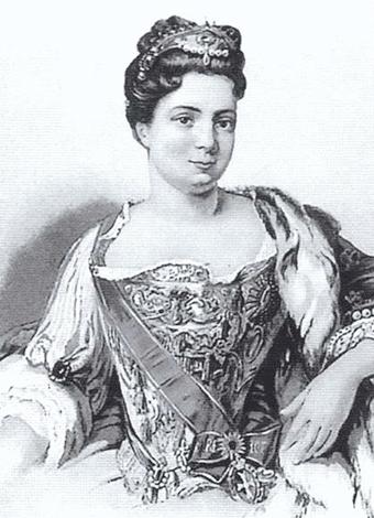 Анна Бестужева