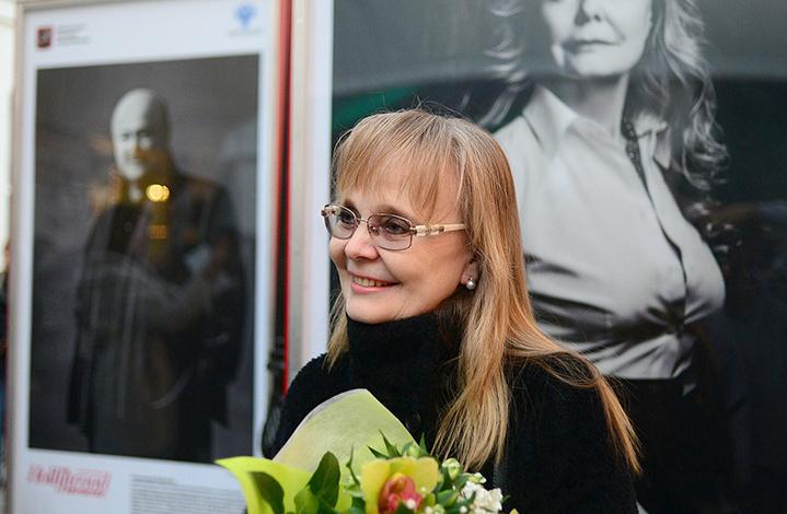 Актриса Наталия Белохвостикова