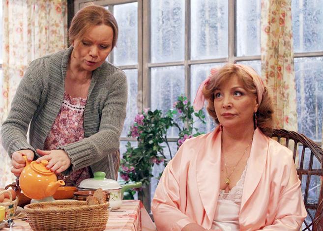 В сериале «Большие девочки» (2006)