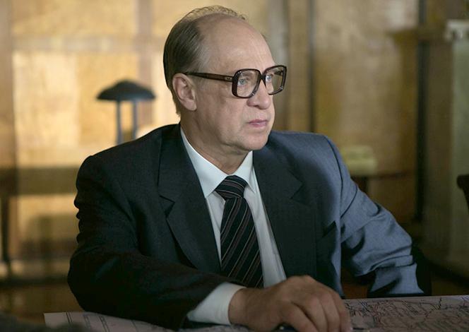 В сериале «Чернобыль»