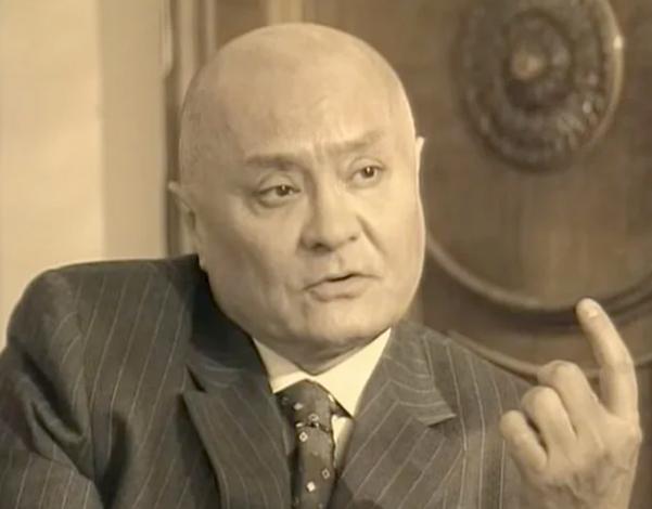 Третий муж — Эльдор Уразбаев