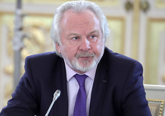 Журналист Павел Гусев
