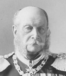 Вильгельм I Фридрих Людвиг