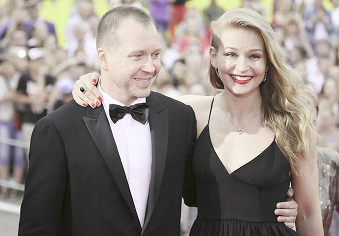 С Евгением Мироновым