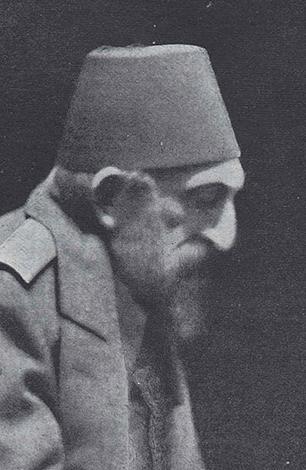 Абдул-Хамид II в 1908 г.