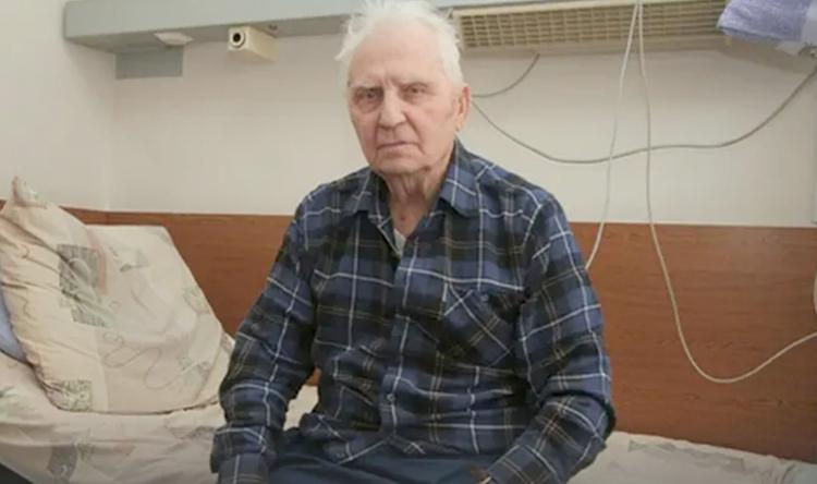 Егор Лигачев в последние годы жизни