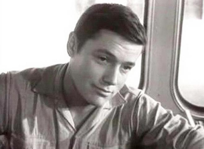 В фильме «Первый троллейбус» (1963)