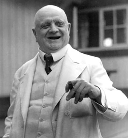 Ян Сибелиус в 1939 г.