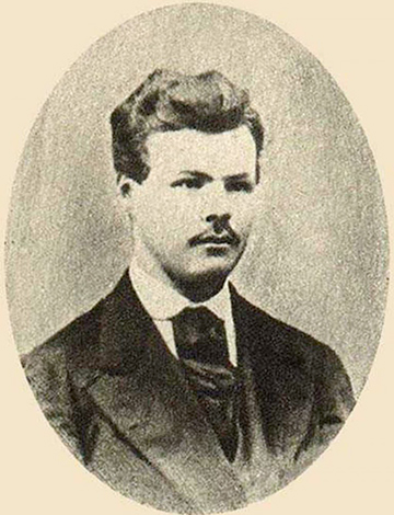 Иван Сытин в 1873 г.