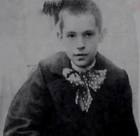 Павел Филонов в юности
