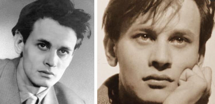 Владимир Наумов в молодости