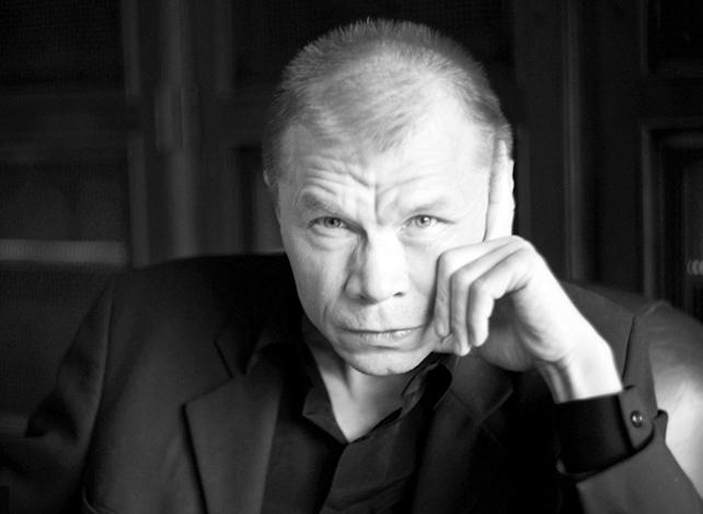 Актер Александр Баширов