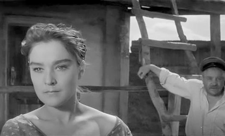 В фильме «Алешкина любовь» (1960)