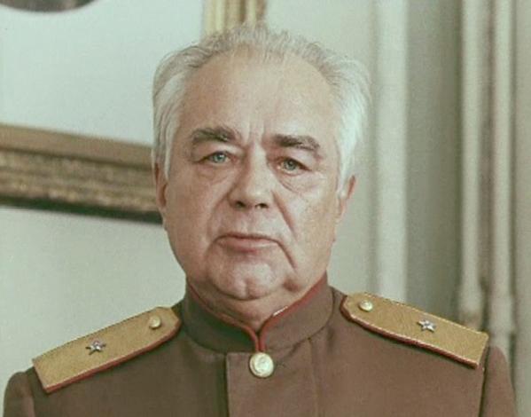 В фильме «Алые погоны» (1980)