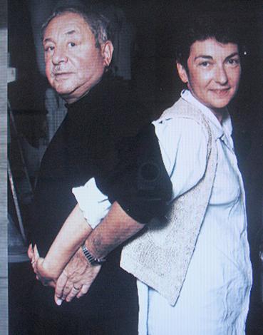Эрнст Неизвестный и Анна Грэм