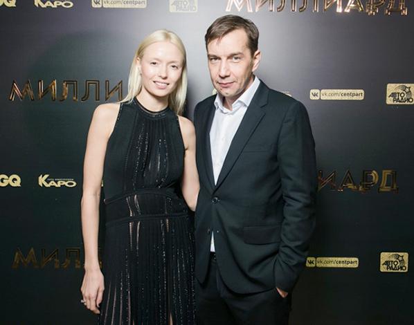 Роман Прыгунов и Анна Александрова