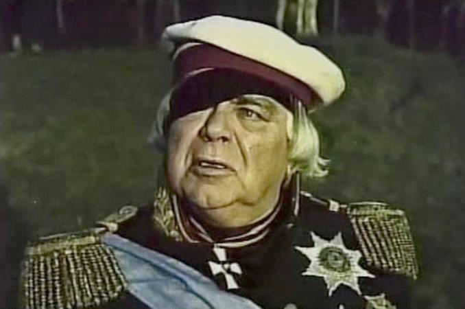 В драме «Багратион» (1985)