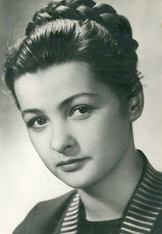 Первая жена – Ольга Бган