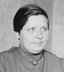 Бочкарева Мария Леонтьевна