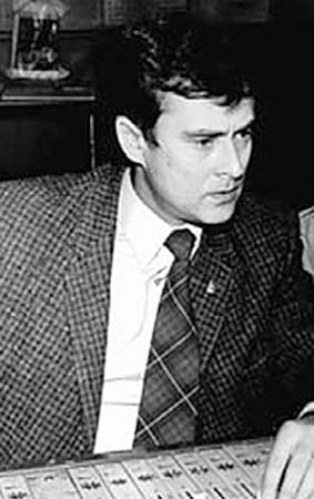 Второй муж — Борис Венгеровский