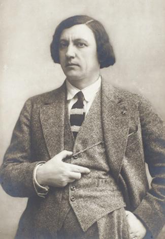 Исаак Бродский в 1926 г.