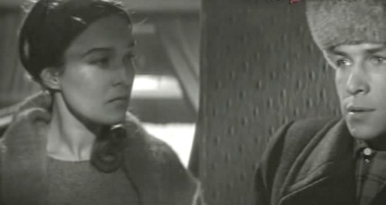 В фильме «Четыре страницы одной молодой жизни» (1967)