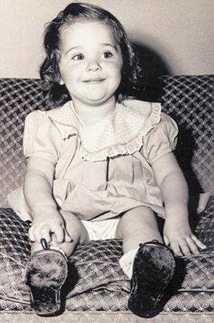 Сьюзи Кватро в детстве