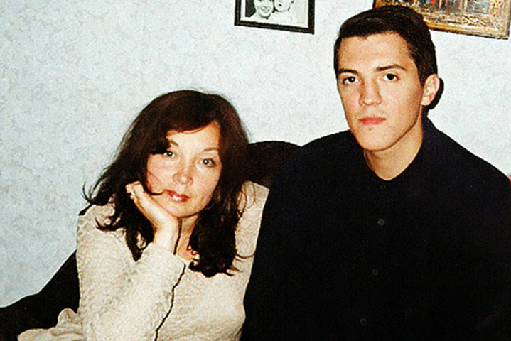 Дети Александры Завьяловой — Татьяна и Петр