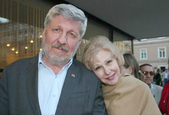 Сергей Паршин и Наталья Кутасова