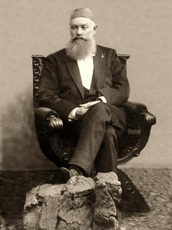 Василий Докучаев в последние годы жизни