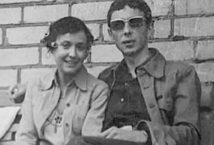 Елизавета и Олег Даль