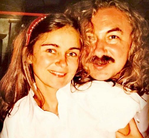 Юлия Николаева с отцом