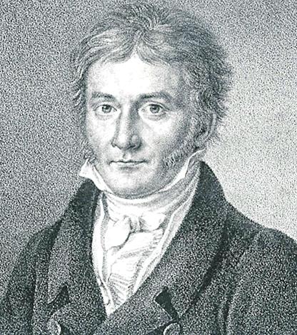 Карл Фридрих Гаусс (1828 г.)